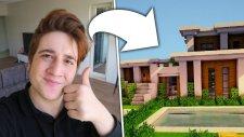 Minecraft'da Kendi Evimizi Yaptım !