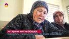 70 Yaşında Kur'an Öğrendi - Trt Diyanet