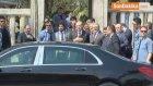 Cumhurbaşkanı Erdoğan, Necmettin Erbakan'ın Kabrini Ziyaret Etti