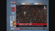 Cumhurbaşkanı Erdoğan'dan Referandum Balkon Konuşması !!