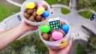 iPhone 6S Paskalya Yumurtaları İçerisinde Fırlatılırsa