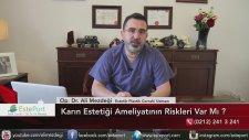 Karın Germe Ameliyatında Risk Var Mı & Dr Ali Mezdeği