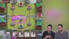 Oyun Delisi vs. Rozetmen - Clash Royale Kapışması #16