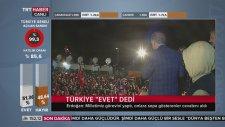 Recep Tayyip Erdoğan | Balkon Konuşması | 16 Nisan 2017