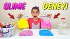 Kilitli Poşet  İçinde El Değmeden Pofuduk Slime Olurmu | Slime Deneyi | İstek Video