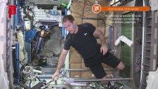 Uzay'da Nasıl Spor Yapılır?