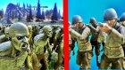 1000 Zombi Vs 250 Asker ? - Oyun Portal