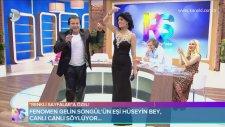 Fenomen Gelin Songül ve Eşi Hüseyin'den Kulak Kanatan Şarkı Performansı