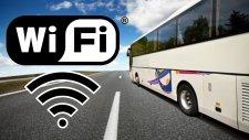Giden Otobüsün İnternetine Bağlanmak Mümkün Mü? - Test Ettik