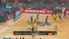 Panathinaikos 58-71 Fenerbahçe (Maç Özeti - 18 Nisan 2017)