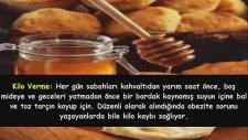 Tarçın ve Bal Karışımının İnanılmaz Faydaları