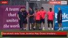 Barcelona'lı Arda Turan, Juventus Maçı Öncesi Umudunu Koruyor