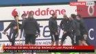 Beşiktaşlı Adriano, Sakatlığı Nedeniyle Lyon Maçında Oynayamayacak