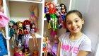 Odamı Değiştiriyoruz Yeni Rafa Bütün Oyuncaklarımı Diziyorum | Oda Turu