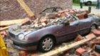 ilginç kaza fotoları