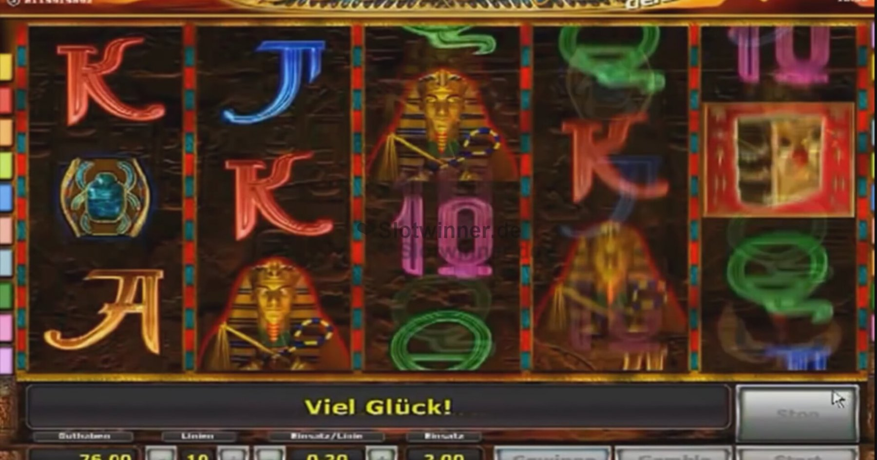 slot machine deluxe tricks