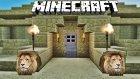 Gizli Piramit Bulduk !! | Minecraft Çöl Survival #2