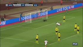 Monaco 3-1 Borussia Dortmund (Maç Özeti - 19 Nisan 2017)