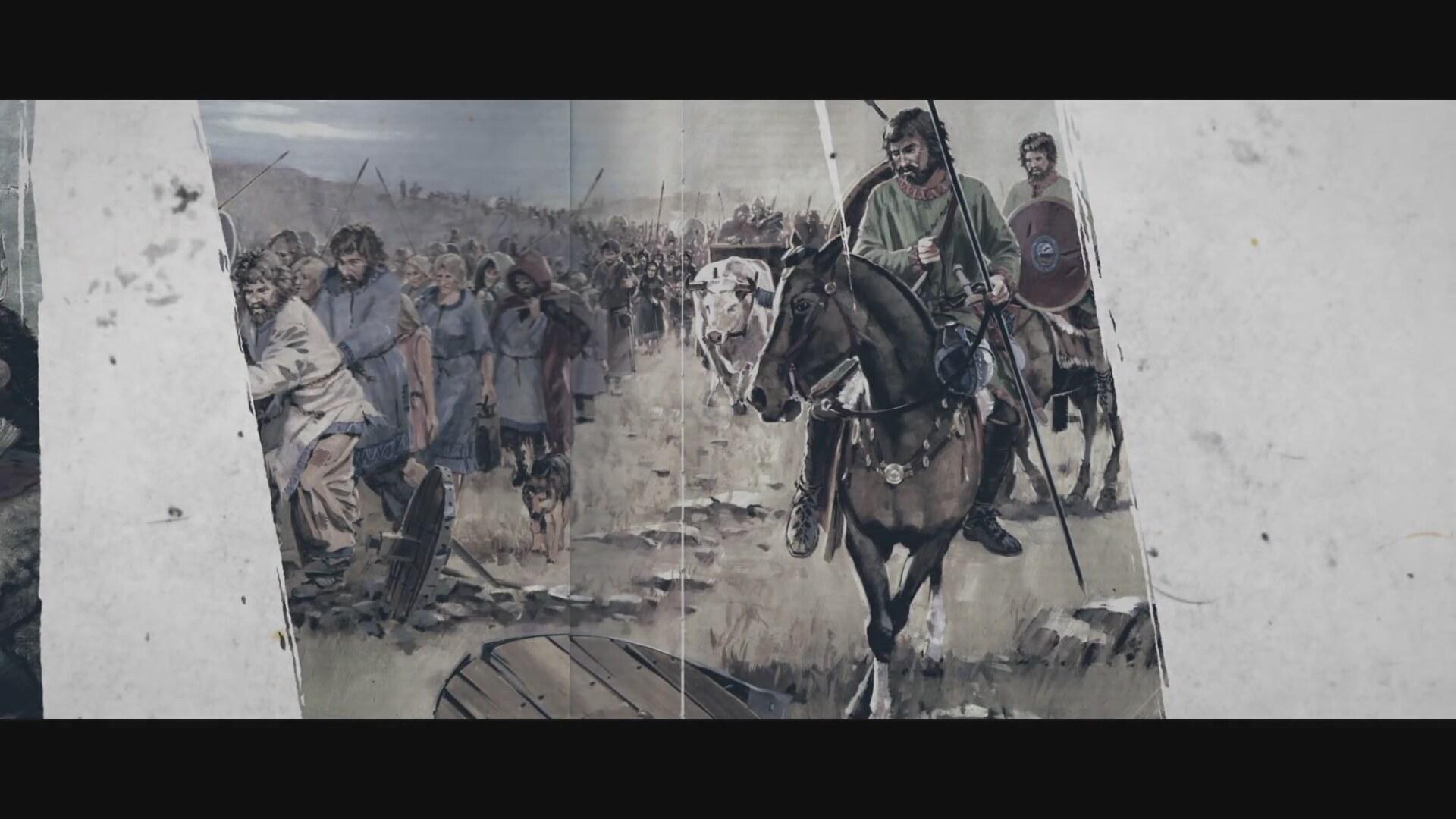 Roma İmparatorluğu'nun yıkılmasının başlangıcı 378'de Gotlarla yapılan savaşa dayanıyor. ile ilgili görsel sonucu