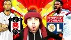 Beşiktaş - Olympique Lyon ! Uefa Çeyrek Fınal