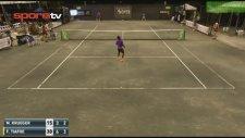 Tenis Maçındaki Sevişme Sesleri Mücadeleye Damga Vurdu