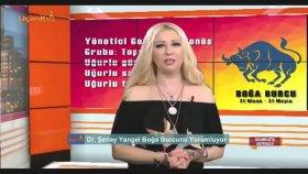 Astrolog Şenay Yangel - 21 Nisan 2017 Burç Yorumları