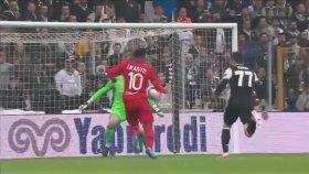 Beşiktaş 2-1 Lyon (6-7) (Maç Özeti / Penaltılar 20 Nisan 2017)