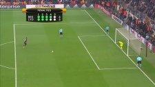 Beşiktaş 2-1 Lyon (Geniş Özet & Penaltılar 6-7)