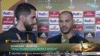 Beşiktaş Lyon Maç Sonu Quaresma'nın Açıklamaları