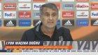 Beşiktaş - Lyon | Şenol Güneş ve Tosic'in Maç Öncesi Basın Toplantısı 19 Nisan 2017