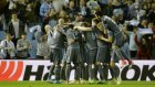 Genk 1-1 Celta Vigo - Maç Özeti izle (20 Nisan 2017)