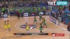 (OZET) FB Seride 2-0 Önde || Panathinaikos 75-80 Fenerbahçe