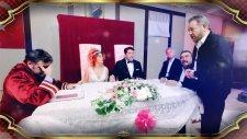 Beyaz ve Büşra Pekin Nikah Masasına Oturdu! (Beyaz Show - 21 Nisan 2017)