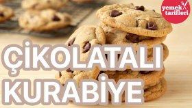 23 Nisan Kurabiyesi- Çikolata Parçalı Kurabiye | Yemek Tarifleri