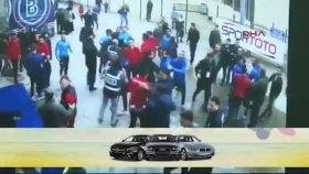 Başakşehir'li Futbolcular Gazetecilere Saldırdı !