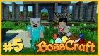 BossCraft Müzesi Temelini Attık - Minecraft Shader Survival - BossCraft #5