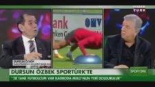 Dursun Özbek'in Kendisiyle Ters Düşmesi
