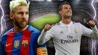 El Clasico'da Real Madrid - Barcelona Karşılaşması - Fifa 2017