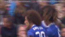 Willian'ın Tottenham'a attığı frikik golü
