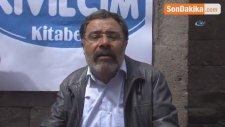Yazar Ahmet Ümit: