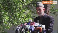 Afganistan Eski Devlet Başkanı Hamid Karzai
