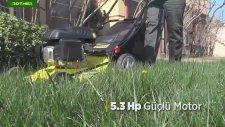 Benzinli Çim Biçme Makinası | Lawn Mower