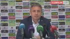 Bursaspor Teknik Direktörü Mutlu Topçu: Başkan