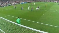 Lionel Messi'nin Real Madrid'e attığı gol