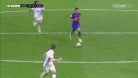 Real Madrid 2-3 Barcelona (Maç Özeti - 23 Nisan 2017)