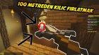 100 Metre Geriden Kılıçla Öldürmek (Fırlatmak) - Katil Kim #8