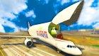 Dünyanın En Büyük Uçağı! (Gta 5 Mod)