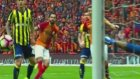 Galatasaray 0 - 1 Fenerbahçe Maç Özeti • All Goals • Highlights (23/04/2017)