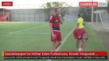 Gaziantepspor'un İntihar Eden Futbolcusu, Kronik Yorgunluk Sendromu Hastasıymış