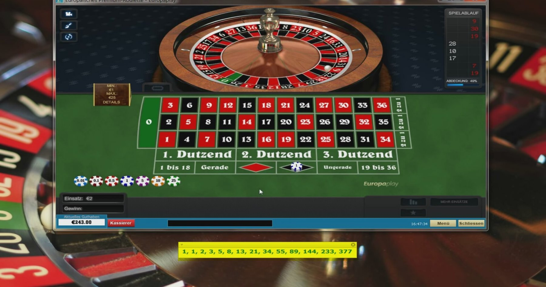 spielautomaten tricks roulette 2017